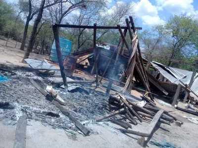 Pilcomayo: Grupo armado irrumpe en propiedad de una familia en Tuscal