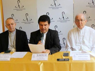 Obispos instan al Gobierno  a atender reclamos para evitar estallido social