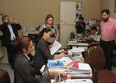 Ediles piden  apurar investigación fiscal