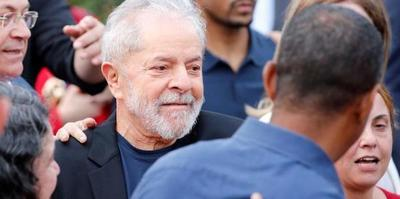 El expresidente Lula, en libertad 580 días después de entrar en prisión