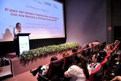 Alianza interinstitucional para luchar contra el feminicidio y otras formas de violencia hacia la mujer