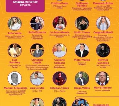 Disertantes nacionales e internacionales hablan de emprendedurismo hoy en el BCP