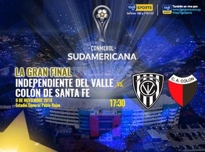 Independiente del Valle y Colón van por su primera estrella continental