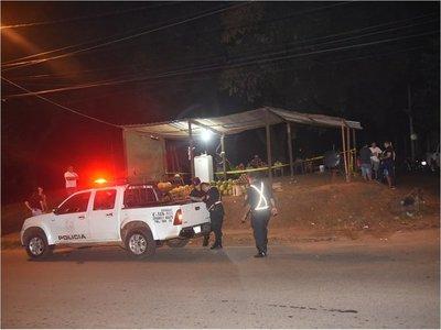 Padre e hijo son atacados a balazos en San Lorenzo