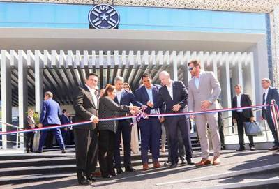 La APF inaugura nueva y moderna sede en Luque •