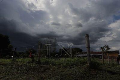 Alerta de lluvias y tormentas para el Sur
