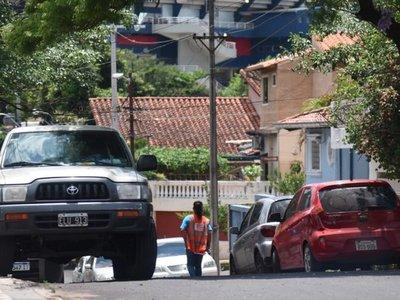 Copa Sudamericana: Policía insta a denunciar presencia de cuidacoches