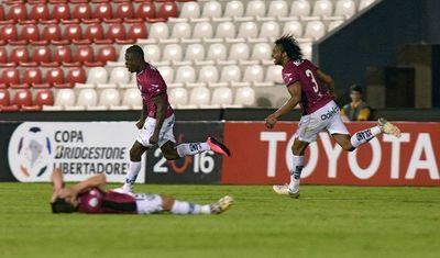 Asunción, la ciudad de la fortuna para Independiente