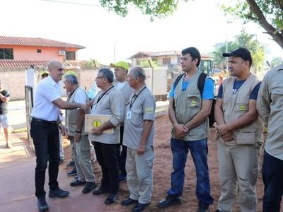 Activan campaña contra el dengue y piden colaboración de la ciudadanía para eliminar criaderos