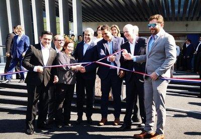 APF inauguró sede central en Luque