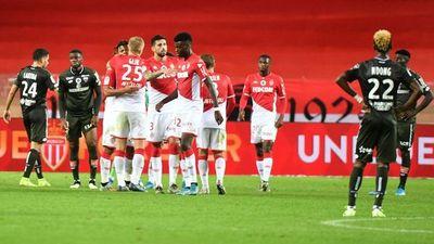 El Mónaco mejora, el Angers se frena