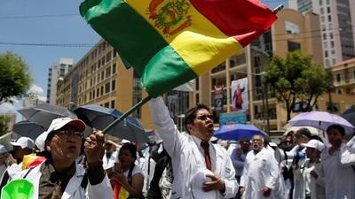 Tensión en Bolivia: Jefe policial de Santa Cruz apoya motin contra Evo Morales