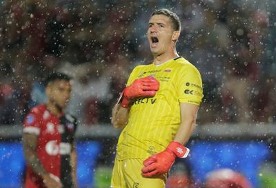 Pinos y Pellerano, felices por ganar la Sudamericana