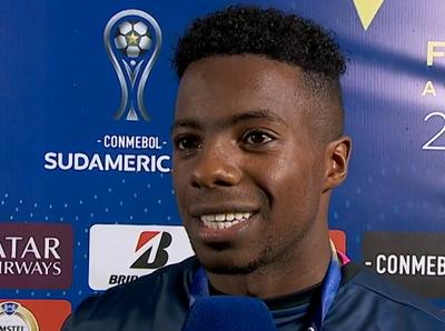 Cristian Dájome resalta el esfuerzo de Independiente del Valle