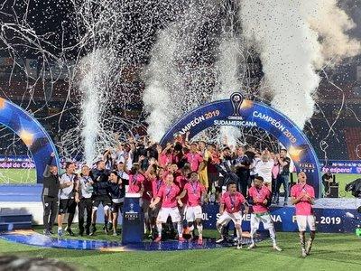 Independiente del Valle es el nuevo campeón de la Copa Sudamericana