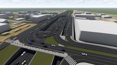 Obras del Multiviaducto de CDE: arranca plan de desvío vehicular