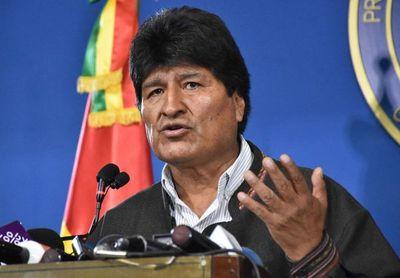 Evo convocará a nuevas elecciones en Bolivia