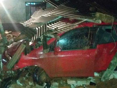 Fatal accidente de tránsito en Ciudad del Este