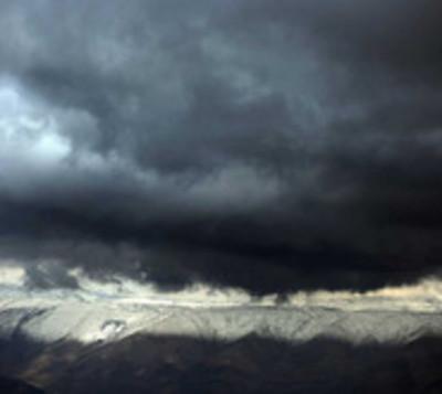 Jornada cálida y con tormentas