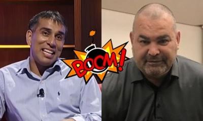 """Chilavert disparó contra """"Pipino Cuevas"""""""