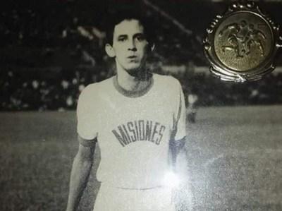 """El fútbol misionero está de luto, falleció Don """"Tingo"""" Acuña"""