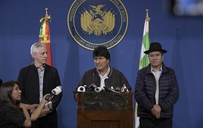 Evo Morales renuncia y acusa golpe de Estado