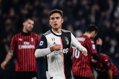 Dybala le da una nueva victoria a Juventus