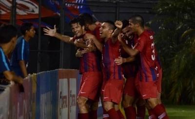 HOY / Cerro logra su cuarta victoria con Bernay y llega encendido al clásico