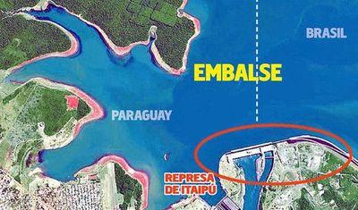 La riqueza de Itaipú no radica en la represa, sino en el río y el embalse