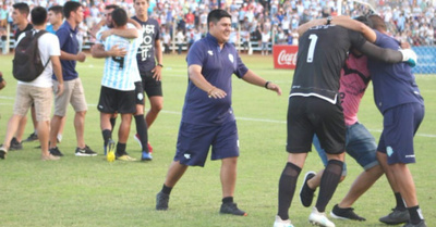 Guaireña ya es de Primera División