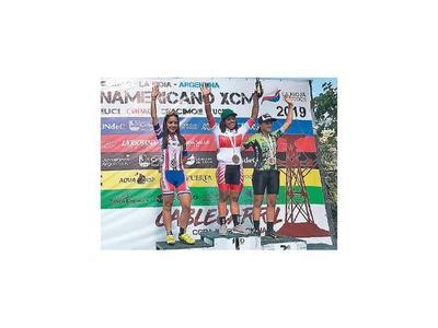 Ciclistas logran medallas en el Pana