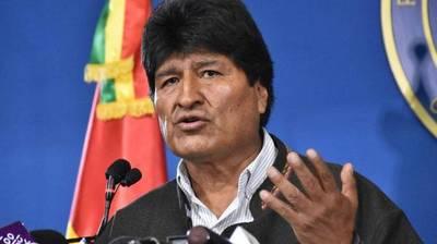 Morales finalmente presentó renuncia a la presidencia de Bolivia