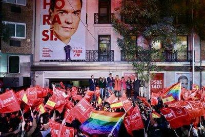 Los socialistas vuelven a ganar las elecciones en España, con la ultraderecha como tercera fuerza