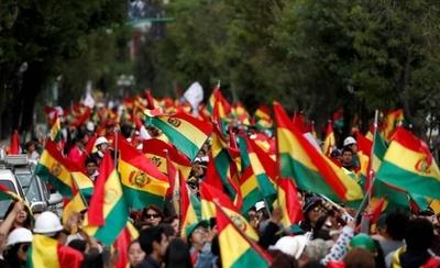 HOY / Frente Guasu ve un golpe de Estado en la renuncia de Evo Morales