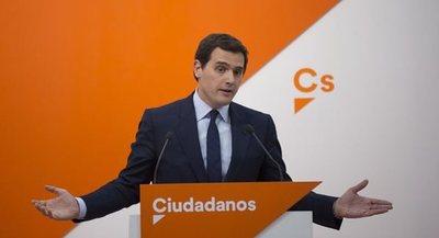 Dimite el líder del partido español Ciudadanos tras el batacazo electoral