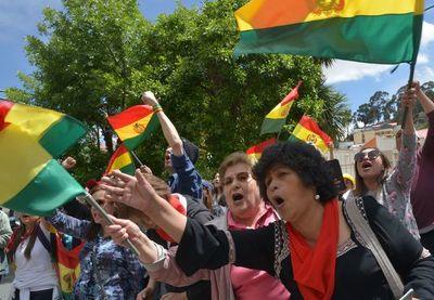 La dimisión de Morales deja un vacío de poder en Bolivia