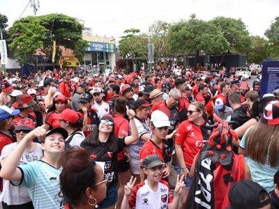 Final de la Sudamericana deja un saldo positivo para todos