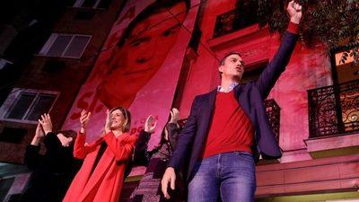 Victoria socialista en España, bloqueo político y auge de la ultraderecha