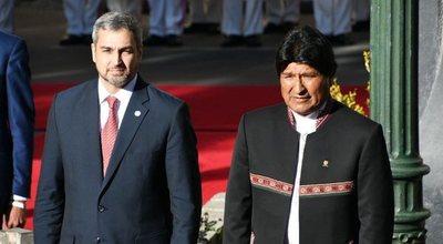 """Crisis política en Bolivia: """"Vemos con preocupación, la democracia hay que respetar"""", dice Abdo"""