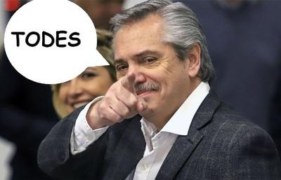 """Falsa inclusión y un """"todes"""" vestido de """"tontera"""""""