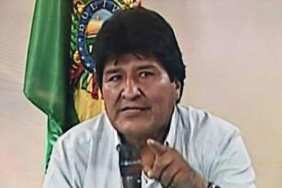 Cadena rusa ofrece a Evo Morales un trabajo como presentador de TV