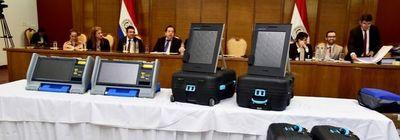 """Voto electrónico: Desde TSJE pidieron celeridad a Contrataciones Públicas y afirmaron que acusaciones de Galaverna son un """"absurdo"""""""
