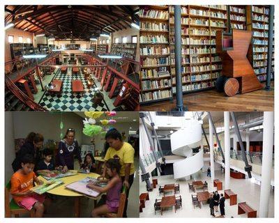 Historias de amor y guerras te esperan en bibliotecas públicas