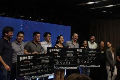 Se conoce a ganadores del Moonshot Werking