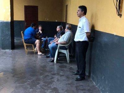 Fijan audiencia preliminar para Óscar González Daher y su hijo