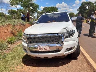 "Abdo sobre accidente fatal que involucró a su escolta: ""Ya le pedí al gobernador que le asista a la familia (del periodista)"""