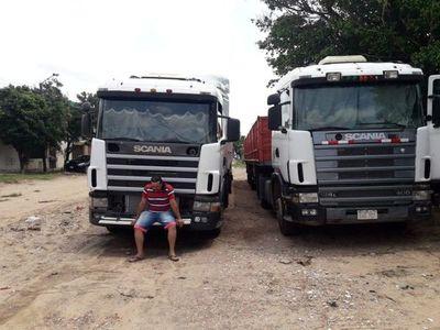 Camioneros paraguayos varados en Bolivia reclaman asistencia