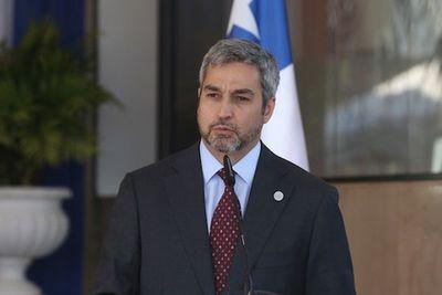 Mario Abdo dolido por la muerte de comunicador