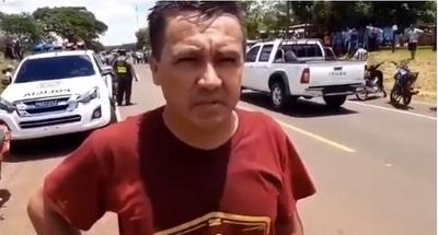 Escolta de Abdo Benítez huyó del sitio de fatal accidente, según testigo