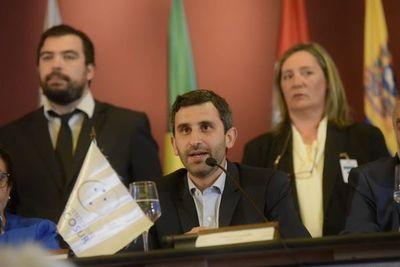Parlasur rechaza el golpe de Estado en Bolivia